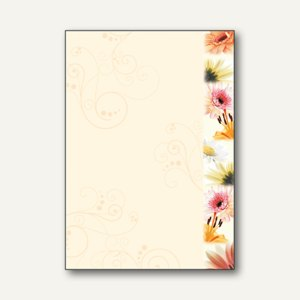 Artikelbild: Motivpapier Flowerstyle
