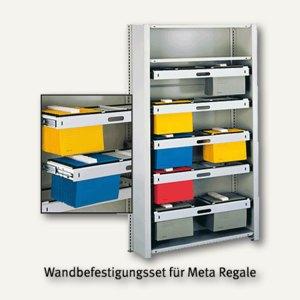 Meta Wandverdübelung, Wand-Kippsicherung, 290641, 72432