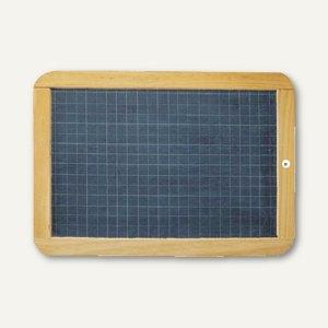 officio Tafel Naturschiefer, 2-seitig - blanko/kariert, schwarz, M258550