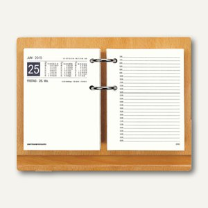 Zettler Kalenderständer für Kalender 338 - 24 x 19 x 4 cm, Holz, 333-0000