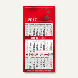 Artikelbild: 3-Monats-Wandkalender mit Kalenderblöcken