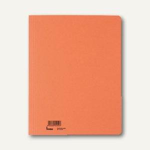 Bene Dreiflügelmappe DIN A4, Karton 250 g/m², orange, 81700