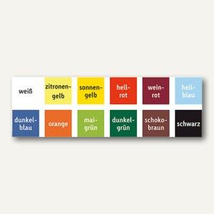 Heyda Fotokarton, DIN A4, 300 g/m², sortiert, 10 Blatt, 2047126