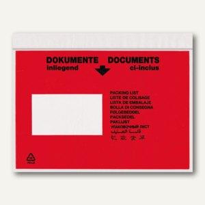 """Veloflex TURA-Versandtaschen, C5, """"Dokumente"""", 1.000 Stück, 2051000"""
