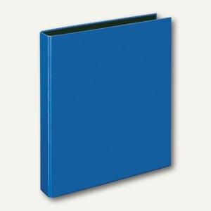 Ringbücher VELOCOLOR® Classic, A4, Karton, 4 D-Ringe Ø 25 mm, blau, 10 Stück, 41