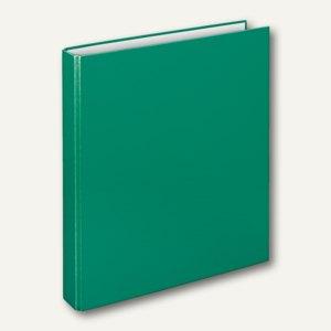 "Ringbücher ""Basic"", DIN A4, PP, 2 D-Ringe Ø 25 mm, grün, 10 Stück, 1141040"