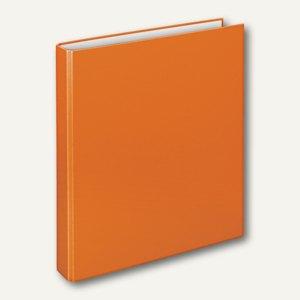 """Ringbücher """"Basic"""", DIN A4, PP, 4-D-Ringe Ø 25 mm, orange, 10 Stück, 1143030"""
