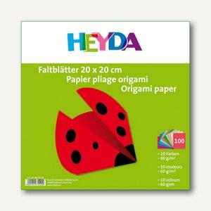 Artikelbild: Faltblätter Origami