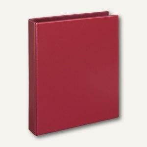 "Ringbücher ""Comfort"" DIN A4, PVC, 2-Rund-Ringe Ø 16 mm, rot, 15 Stück, 1144020"