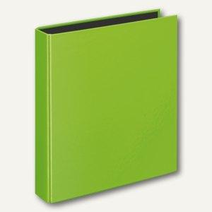 Ringbücher VELOCOLOR A5, Karton, 2 D-Ringe Ø 25 mm, hellgrün, 10 Stück, 1151341