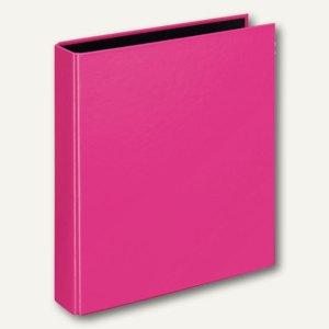 Ringbücher VELOCOLOR A5, Karton, 2 D-Ringe Ø 25 mm, pink, 10 Stück, 1151371