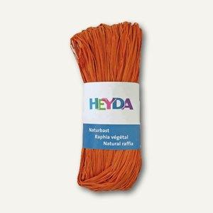 Heyda Naturbast, orange, 30 m, 50 g, 204887794
