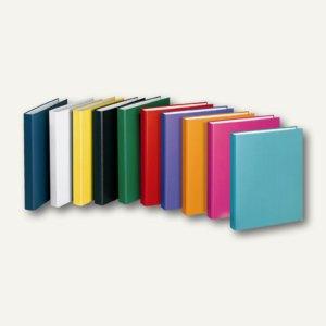 """Ringbücher """"Basic"""", DIN A5, PP, 4-D-Ringe Ø 25 mm, sortiert 10 Farben, 10 St., 1"""