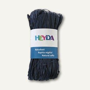 Heyda Naturbast, marineblau, 30 m, 50 g, 204887793