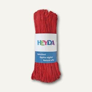 Heyda Naturbast, rot, 30 m, 50 g, 204887791