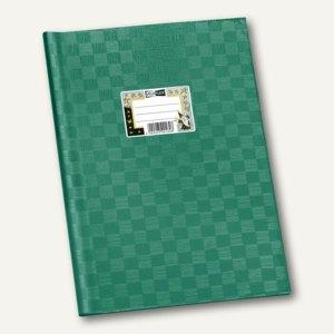 Veloflex Schulhefthülle, DIN A4, PP-Folie, grün, 25 Stück, 1342040