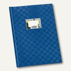Veloflex Schulhefthülle, DIN A4, PP-Folie, blau, 25 Stück, 1342050