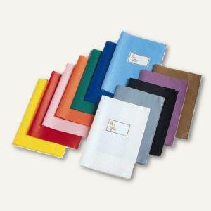 Veloflex Schulhefthülle, DIN A5, PP-Folie, mittelblau, 25 Stück, 1352052
