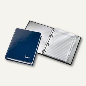 Bene Telefonringbuch, DIN A5, dunkelblau, 321814