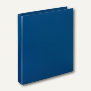 "Ringbücher ""Basic"", DIN A4, PP, 2-D-Ringe Ø 30 mm, blau, 10 Stück, 4147050"