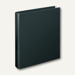 "Ringbücher ""Basic"", DIN A4, PP, 2-D-Ringe Ø 30 mm, schwarz, 10 Stück, 4147080"