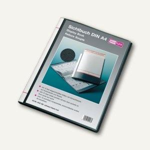 Veloflex Präsentations-Sichtbuch DIN A4, PP, 12 Hüllen, schwarz 12 St., 4412180
