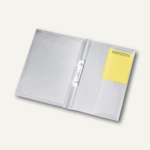 Artikelbild: Angebotshefter Crystal A4 m. Tasche