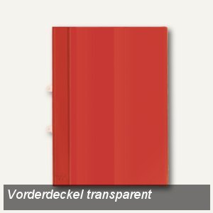 Veloflex Angebotshefter VELOFORM® DIN A4, PVC 170µ, rot, 20 St., 4740021