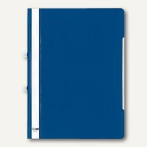 Angebotshefter VELOFORM A4, PVC, Abheftvorrichtung,blau, 20 Stück, 4745050