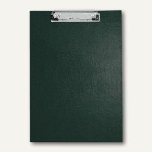 Veloflex Schreibplatte, A4, PP, schwarz, Metallklemme, Hängeöse, 10 St., 4814980