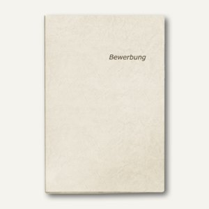 Bewerbungs-Heftmappe DIN A4