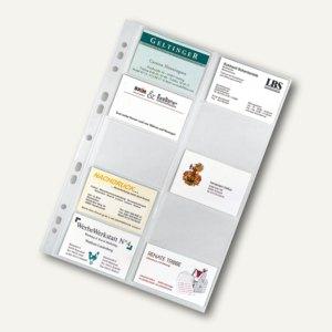 Artikelbild: Visitenkartenhüllen DIN A4