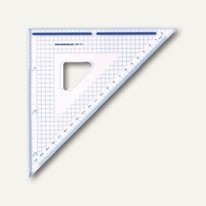 Zeichendreieck mit Schneidekante 45°