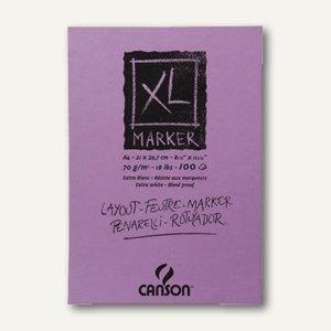 Artikelbild: Zeichenblöcke XL Marker