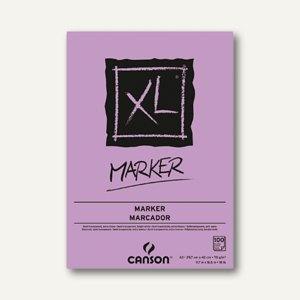 Zeichenblock XL Marker