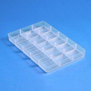 Kleinteilbox Einsatz Hobby-Trenner mit 15 Fächer