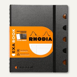 Meetingbook EXABOOK von Rhodia