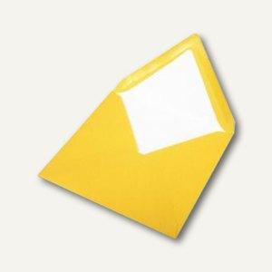 Briefumschlag mit Seidenfutter 164x164mm