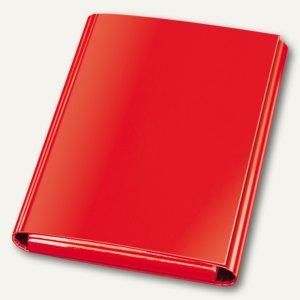 Veloflex Sammelbox VELOCOLOR®, DIN A4 für Zeichenblöcke, rot, 12 St., 1441321