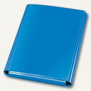 Veloflex Sammelbox VELOCOLOR®, DIN A4 für Zeichenblöcke, blau, 12 St., 1441351