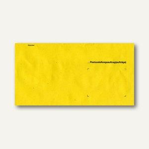 Äußerer Umschlag Postamtsendung