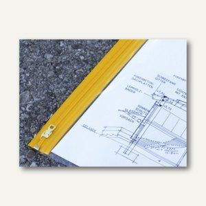 Planschutztaschen, 1.000 x 1.800 mm, Gleitverschluss, 10 Stück, 9501410