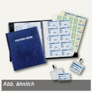 Besucherbuch Visitors Book 100