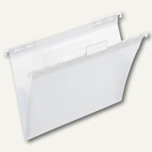 FolderSys PP-Hängemappe, CD Tasche innen, farblos, 20 Stück, 7004504