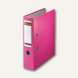 Bene Ordner DIN A4, Rückenbreite 80 mm, rosa, 291400RS