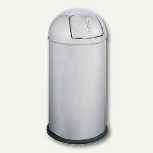 Abfallsammler mit Push-Klappe