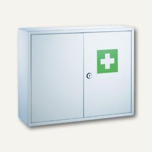 Artikelbild: Erste-Hilfe-Verbandsschrank m. Zwischenwand+1 Boden
