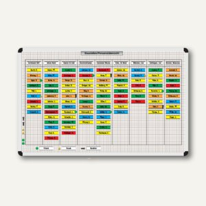Variables Magnettafel Planungsset