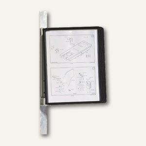 Wand-Sichttafelsystem VARIO MAGNET WALL 5