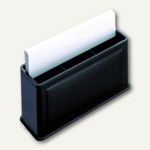 Artikelbild: Monza Combi Box aus Lederfaserstoff A6